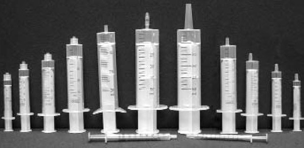 NUCMEDCOR supplies NORM JECT syringes